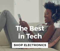 The Best in Tech. Shop Electronics