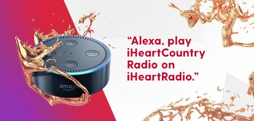 Alexa, play iHeart