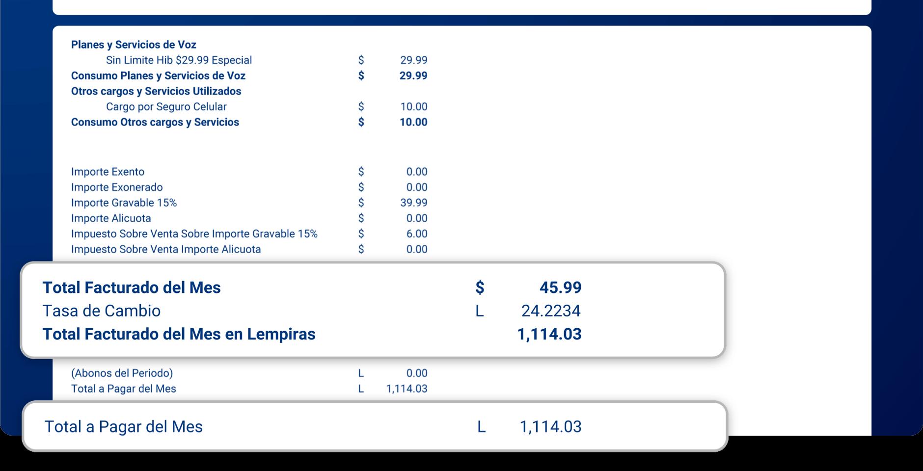 tigo-factura