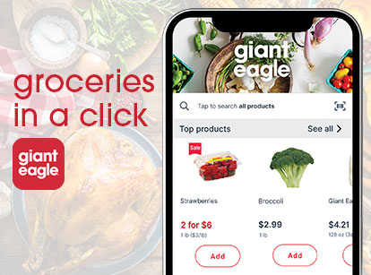 Groceries in a click | Giant Eagle Grocery App