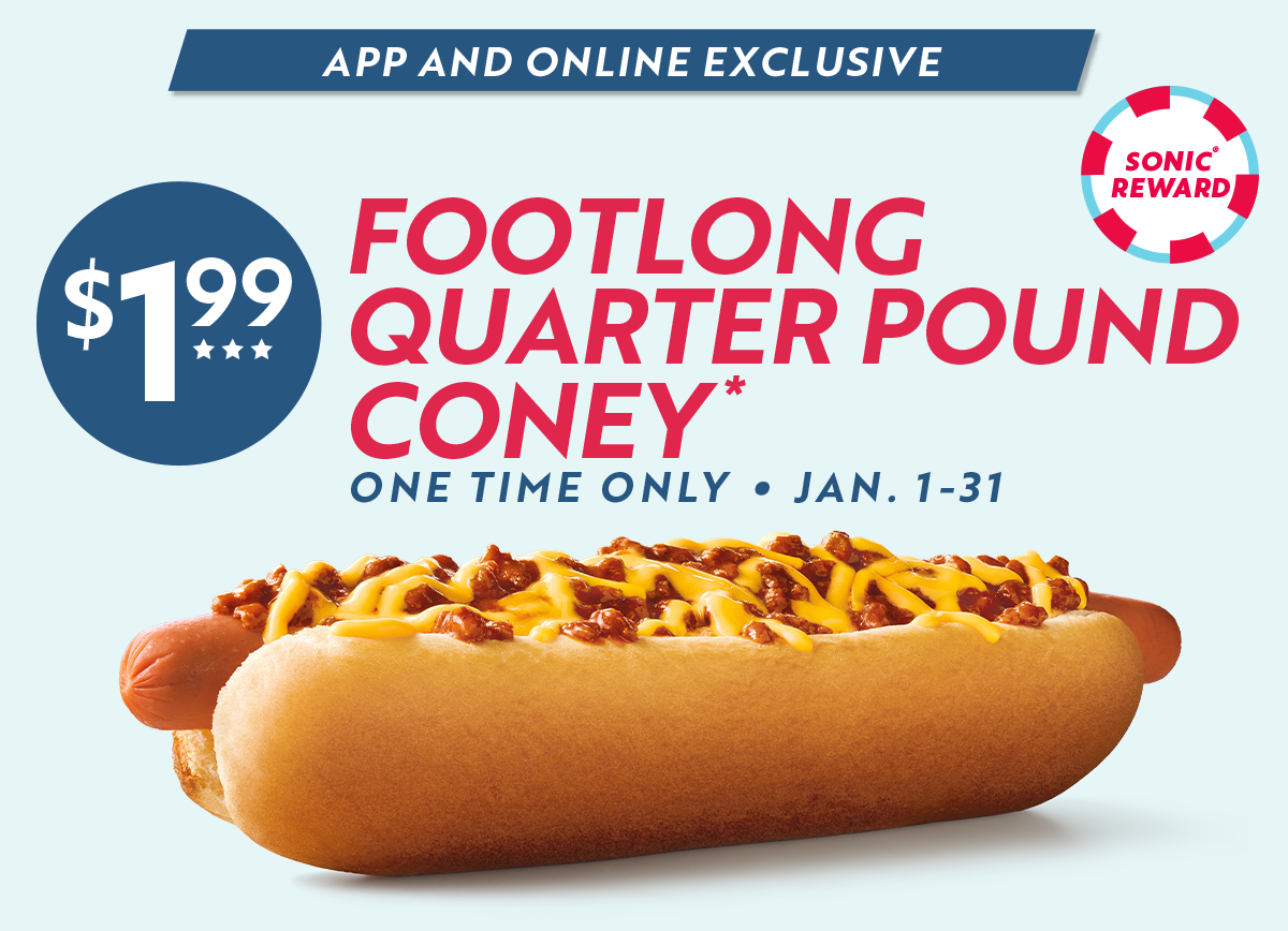 Sonic Coupon
