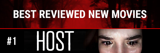 Best Reviewed New Movies - Host