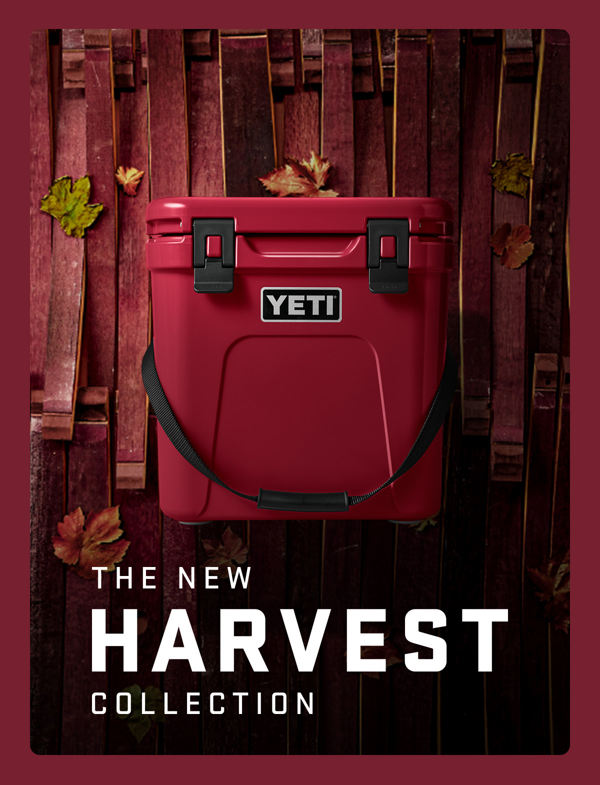 The New Harvest Red Collection
